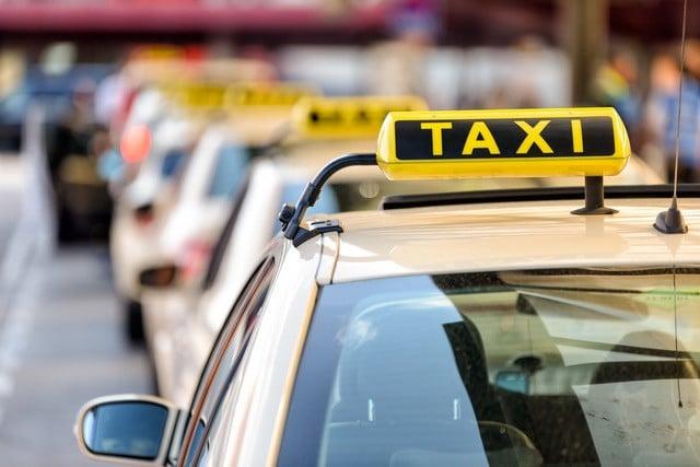 taxi rijbewijs
