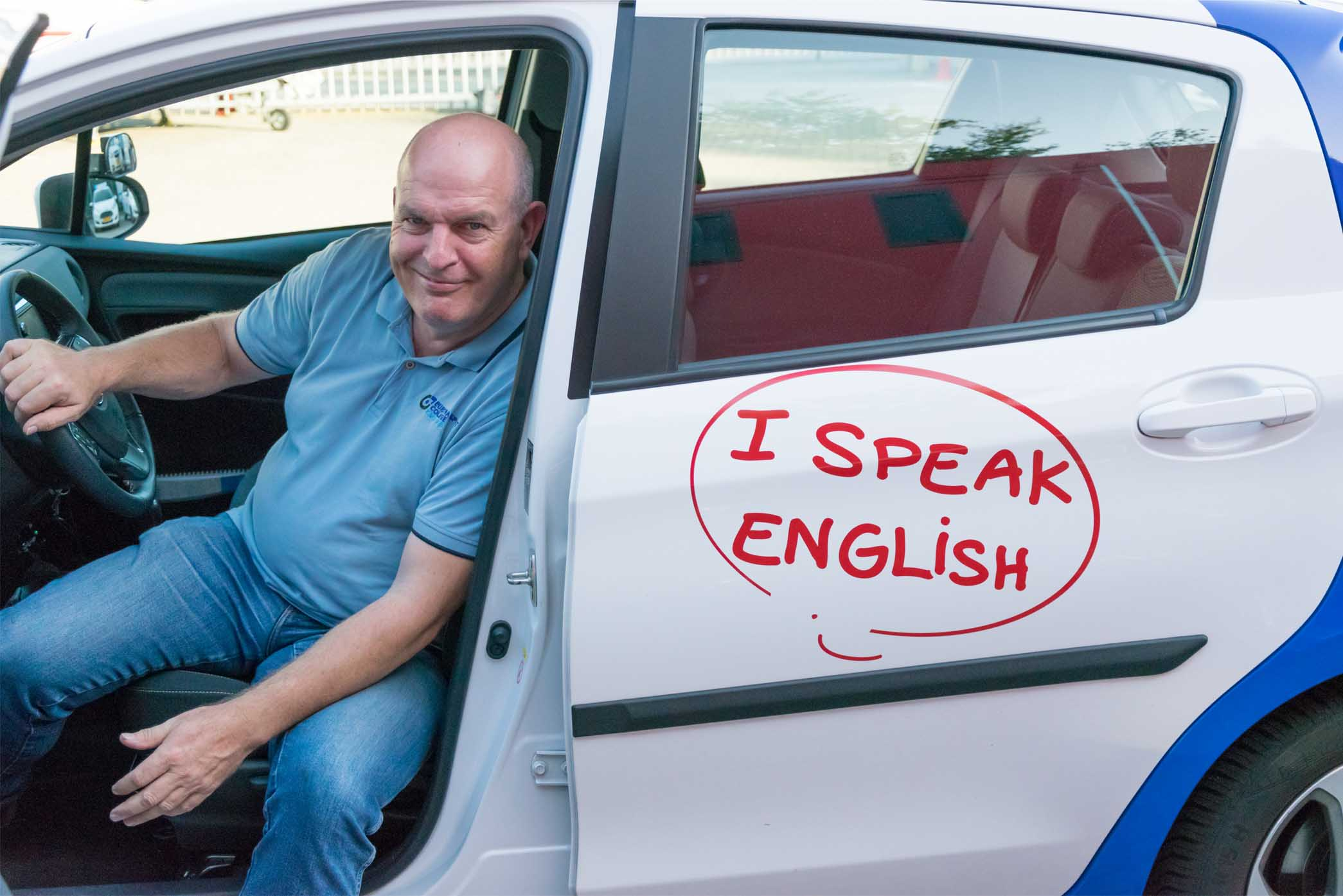english driving teacher